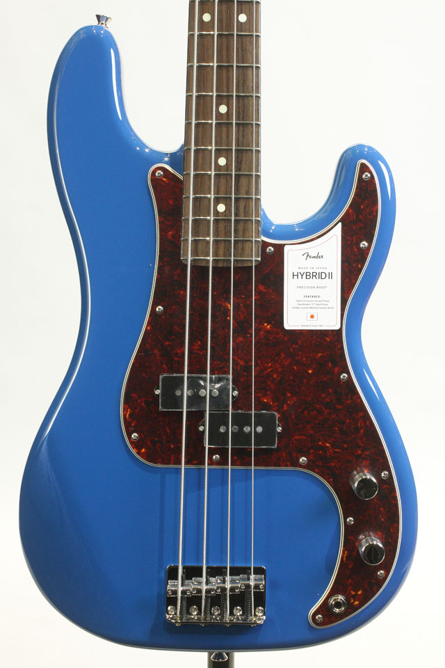 MADE IN JAPAN HYBRID II PRECISION BASS  Forest Blue / Rosewood