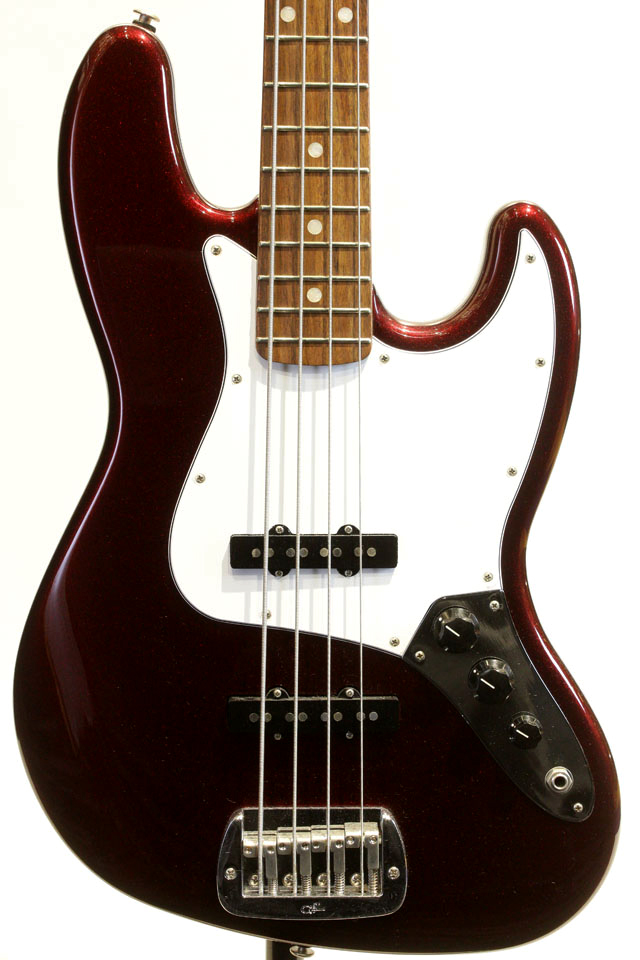 Fullerton Standard JB (Ruby Red Metallic)