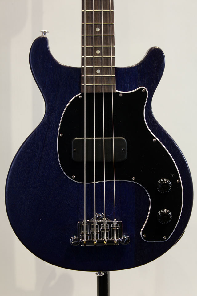 Les Paul Junior Tribute DC Bass Blue Stain【送料無料】