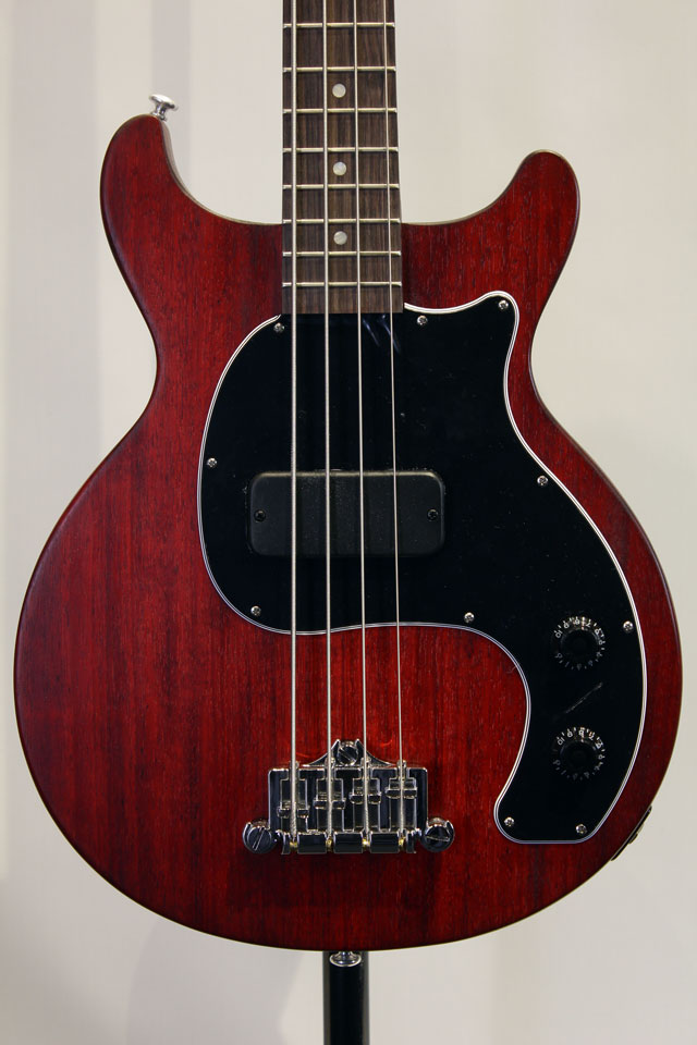 Les Paul Junior Tribute DC Bass Worn Cherry【送料無料】