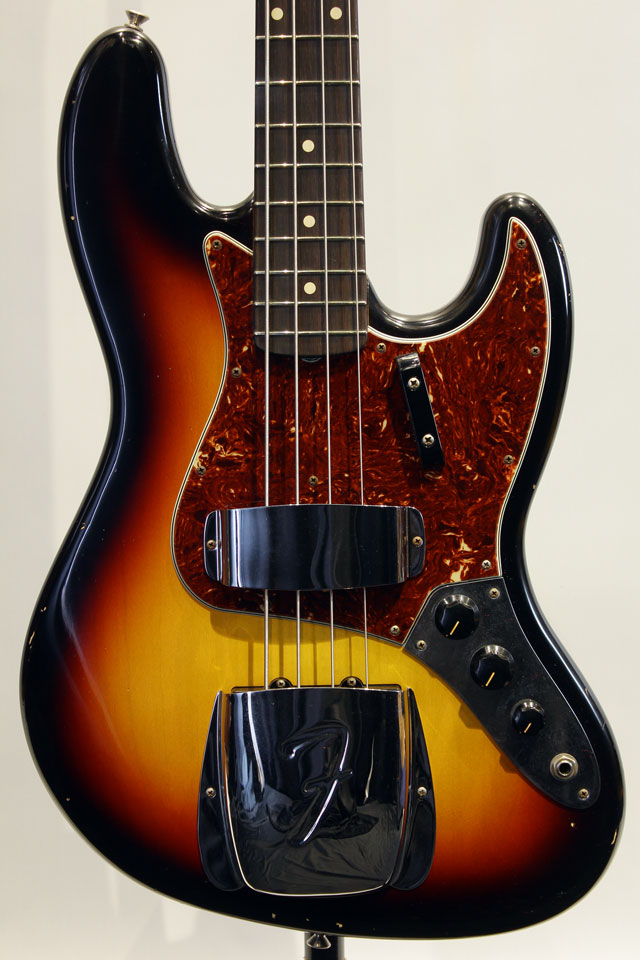 MBS 1962 Jazz Bass Journeyman Relic 3CS  by Paul Waller【ローン無金利】【送料無料】