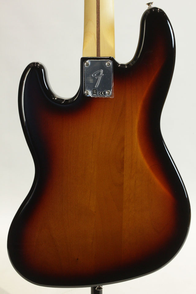 FENDER/MEXICO Player Jazz Bass Fretless / PF (3-Color Sunburst) フェンダー/メキシコ サブ画像1