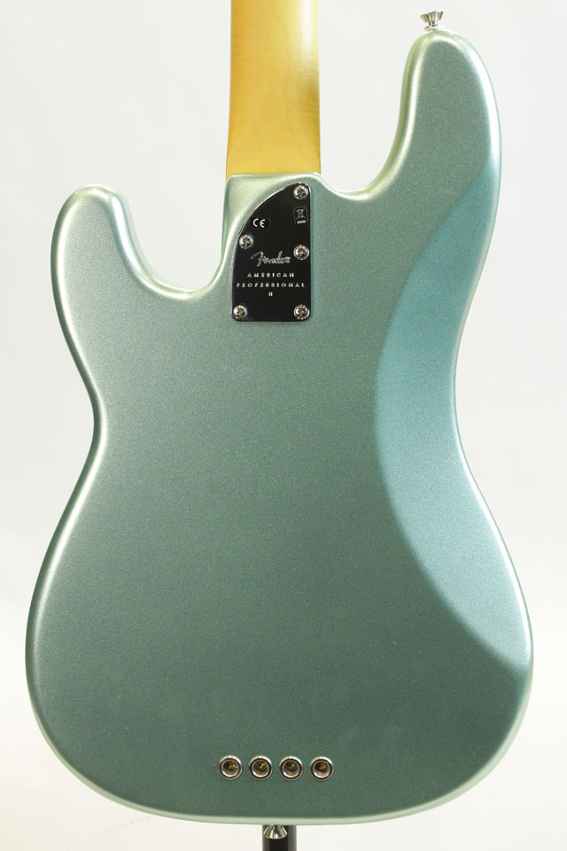 FENDER/USA American Professional II Precision Bass  Mystic Surf Green / Rosewood フェンダー/ユーエスエー サブ画像1