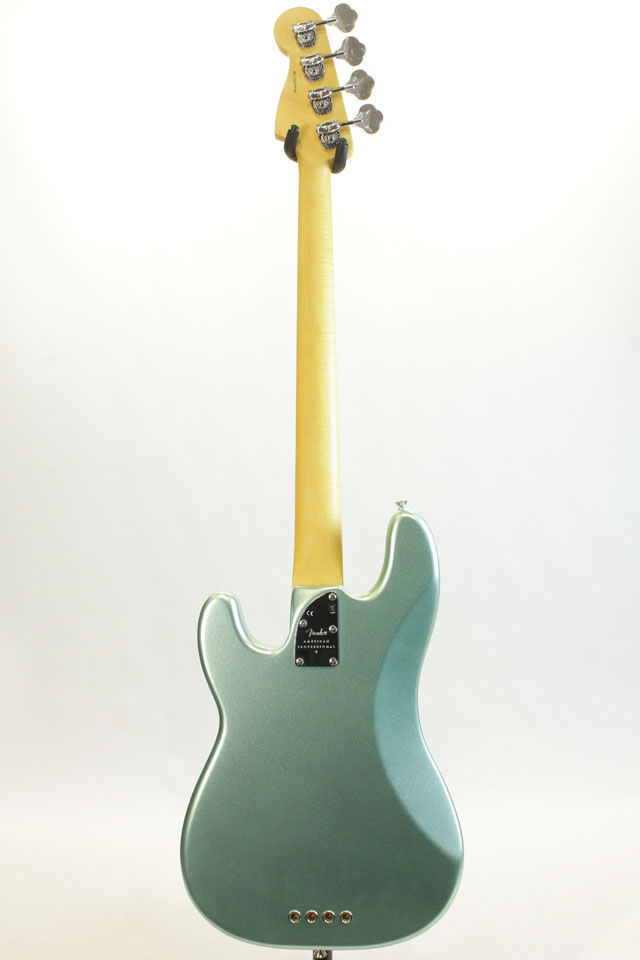 FENDER/USA American Professional II Precision Bass  Mystic Surf Green / Rosewood フェンダー/ユーエスエー サブ画像3