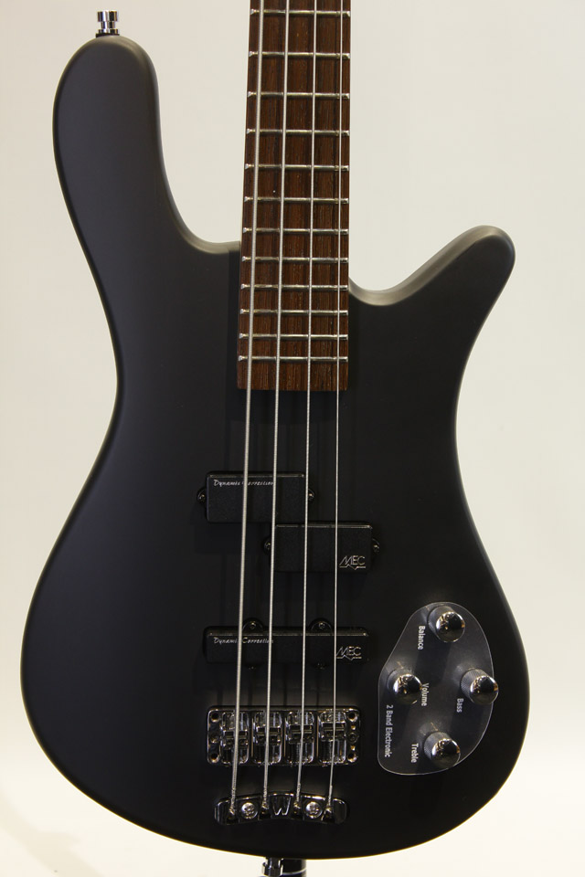 RB Streamer LX 4st Nirvana Black Satin