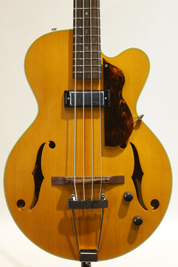 "Ladybug Bass ""Spruce Top & Maple Side/back"""