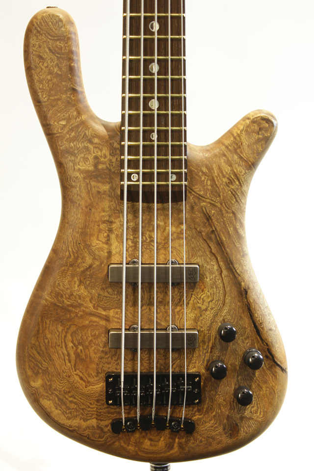 "Custom Shop Streamer Stage 2 5st ""Mahogany Burl Top"""