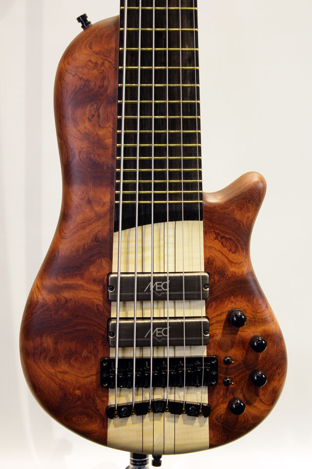 Thumb Bass Single Cut 6st Broard Neck Basic