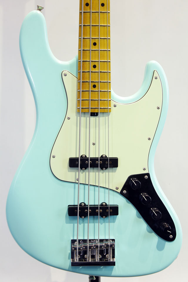 Modern Edge 4J Bass Surf Green