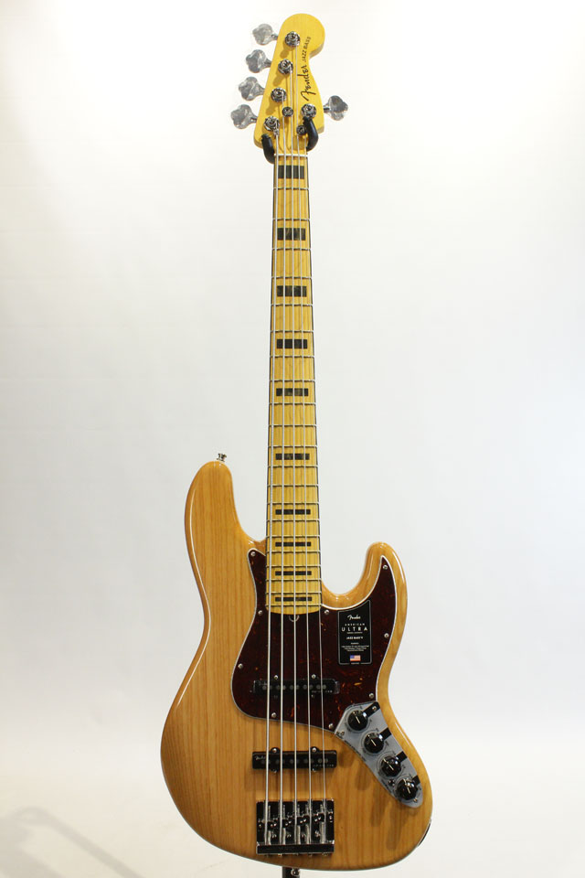 FENDER/USA AMERICAN ULTRA JAZZ BASS V Ash Maple Aged Natural  フェンダー/ユーエスエー サブ画像2
