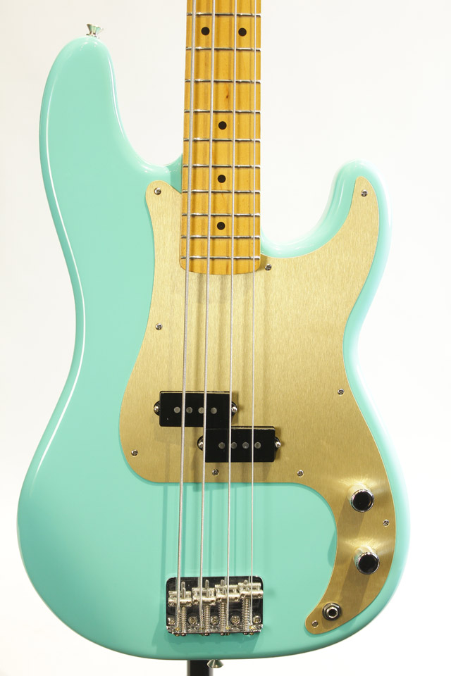 Vintera 50s Precision Bass (Seafoam Green//Maple)