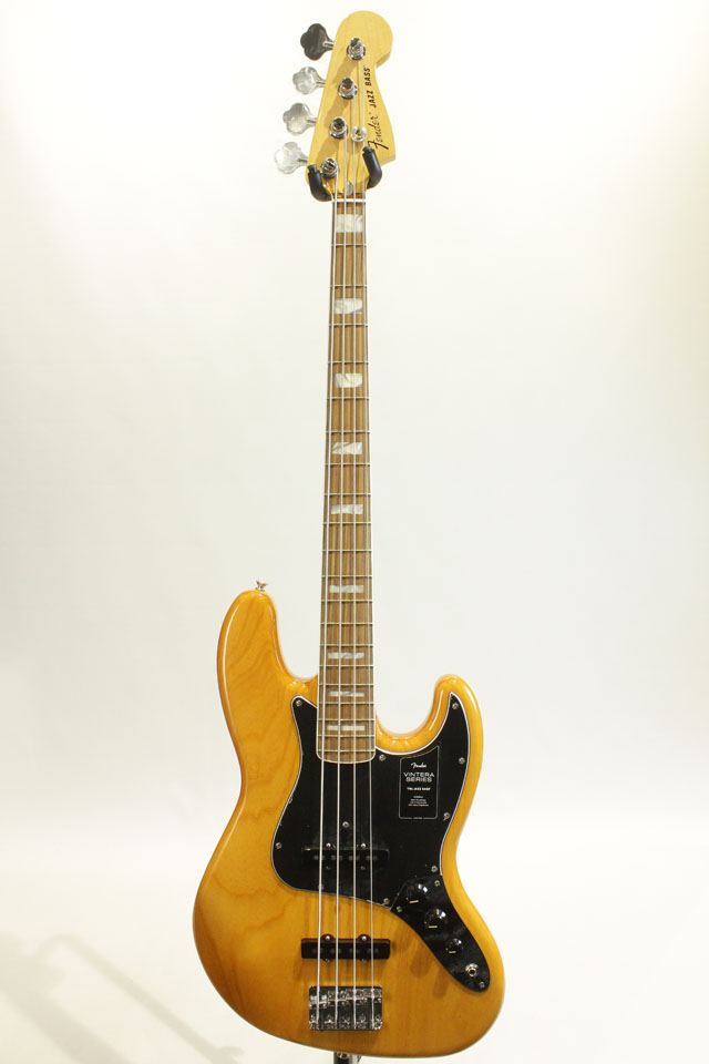 FENDER/MEXICO Vintera 70s Jazz Bass (Aged Natural/Pau Ferro) フェンダー/メキシコ サブ画像2