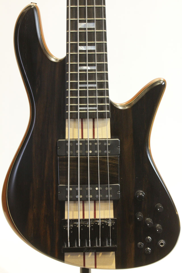Emperor 5strings Elite Maccaser Ebony