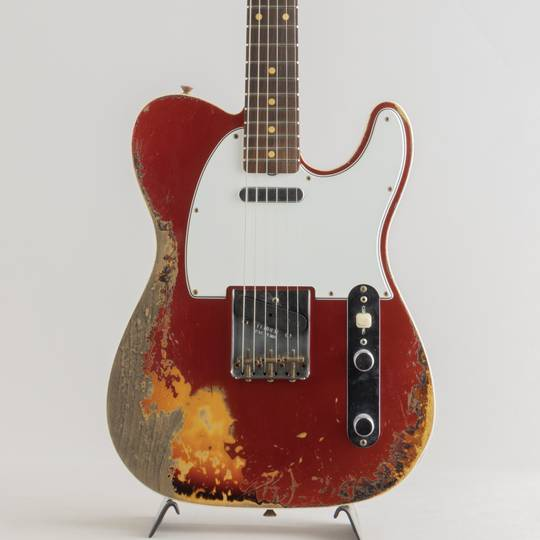 Limited Edition 1959 Telecaster Custom Super Heavy Relic ACAR Over 3CS