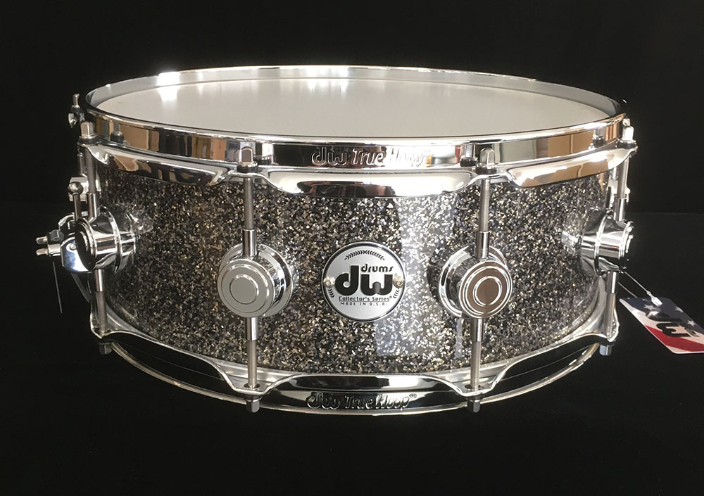 "CL1405SD/FP-BKGA/C Collector's Series 14""x5"" メイプル"