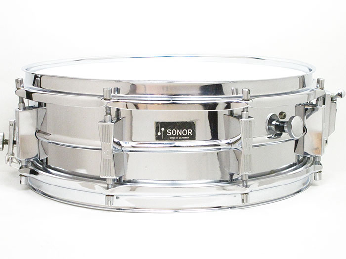 1970s Sonor D454 Snare Drum