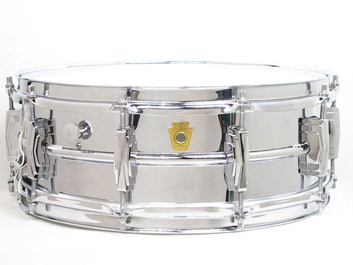 Early 60's Super Ludwig L-400 Chrome Over Brass
