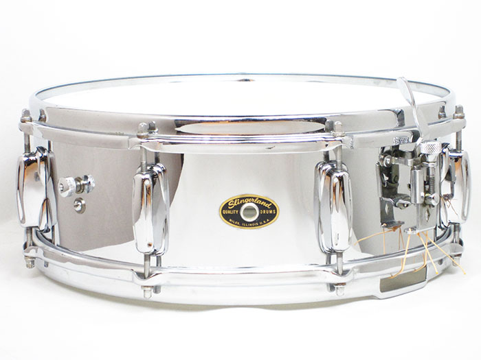1958-62' Brass Shell Snare Drum