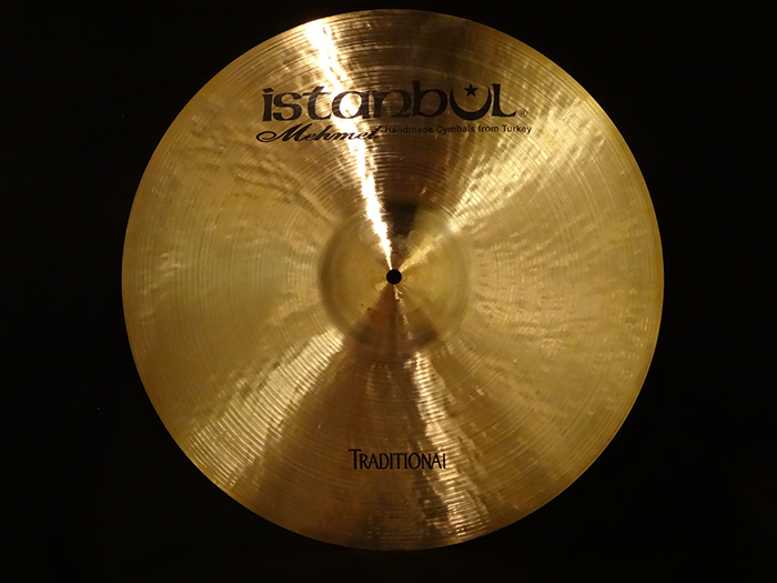 "Mehmet Trditional Original 19"" Ride 1703g"