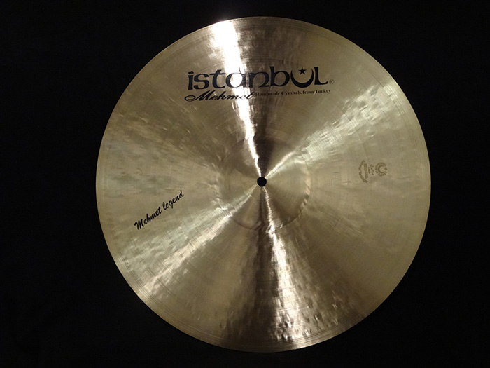 "Mehmet Legend 18"" Crash"