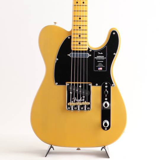 American Professional II Telecaster/Butterscotch Blonde/M【S/N:US210008220】