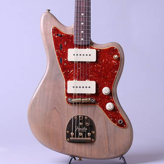 Jazzmaster Relic No Paint Aged Built by Nicolas Saccone【現地選定品】