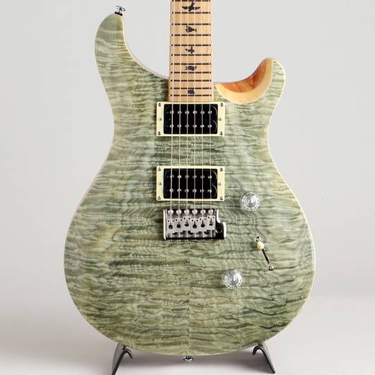 SE Custom 24 Roasted Maple Trampas Green