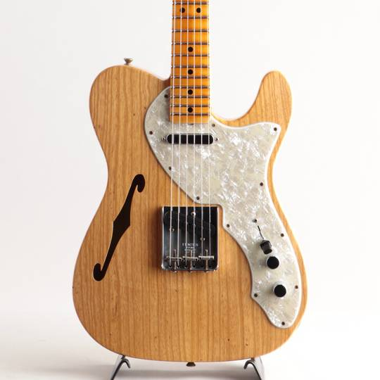 2021 Collection 69 Telecaster Thinline Journeyman Relic/Aged Natural【S/N:CZ551815】