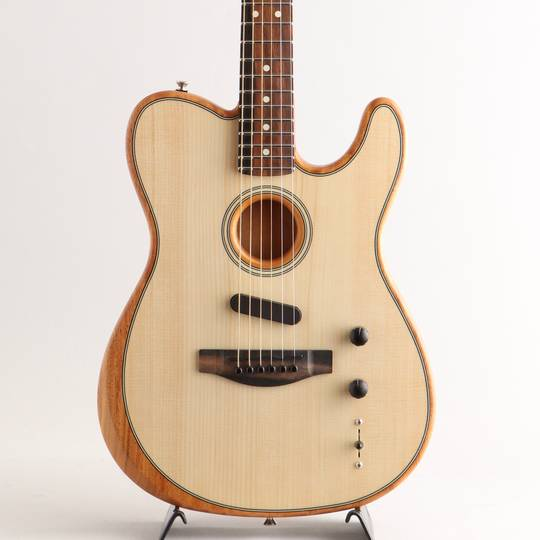 American Acoustasonic Telecaster/Natural【S/N:US214134A】