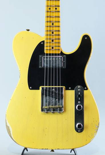 2018 Limited '51 Telecaster HS Relic/Aged Nocaster Blonde【S/N:R97202】