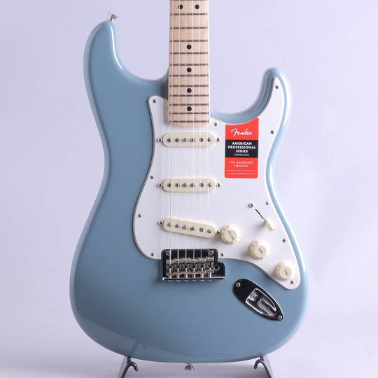 American Professional Stratocaster Sonic Gray/Maple【S/N:US19026795】