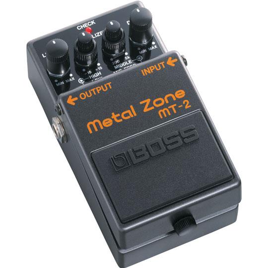 BOSS MT-2 Metal Zone メタゾネ