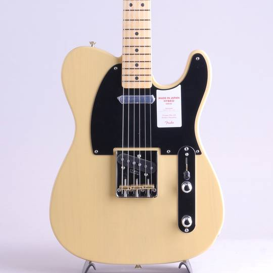 Made in Japan Hybrid 50s Telecaster/Off White Blonde