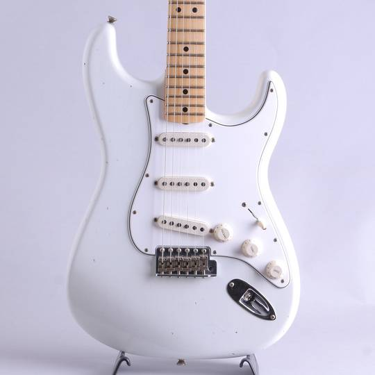Limited Edition 1969 Stratocaster Journeyman Relic/Cc/Olympic White【S/N:CZ544480】