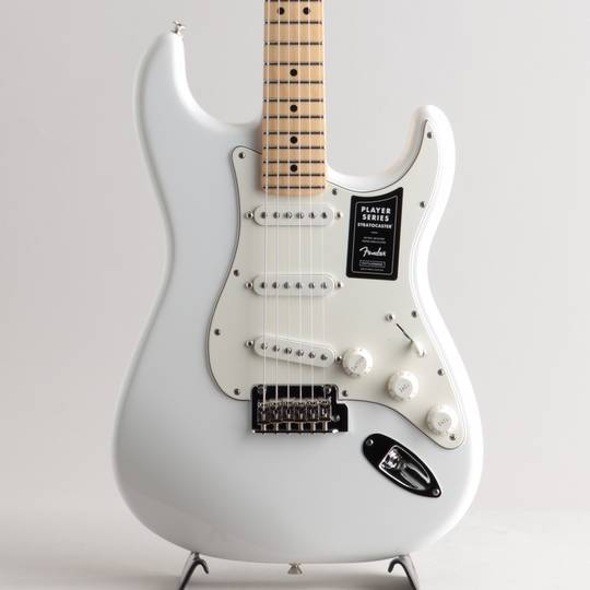 Player Stratocaster/Polar White/M