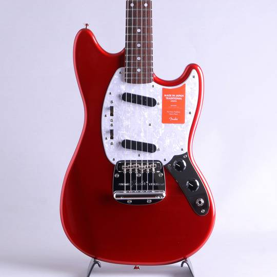 Made In Japan Traditional 70s Mustang Matching Head/Candy Apple Red【S/N:JD19009276】