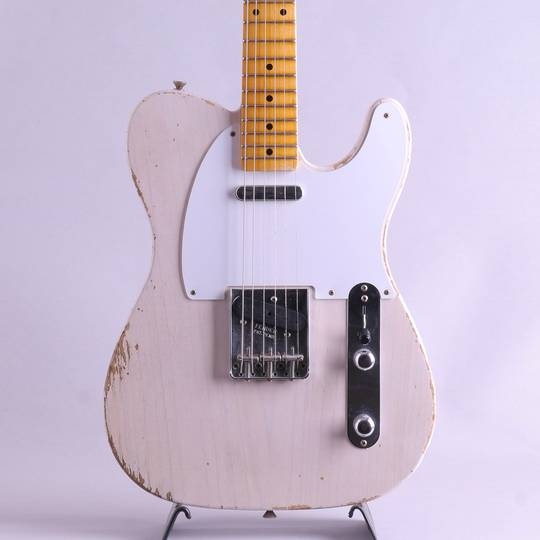 MBS 1955 Telecaster Heavy Relic Built by Ron Thorn/White Blonde【S/N:98155】