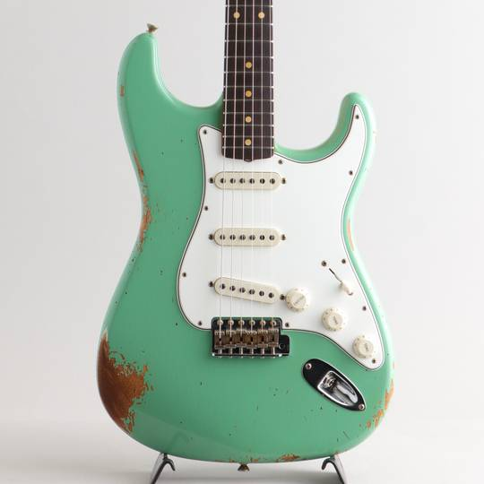1962 Stratocaster Heavy Relic/Celadon Green【S/N:R103877】