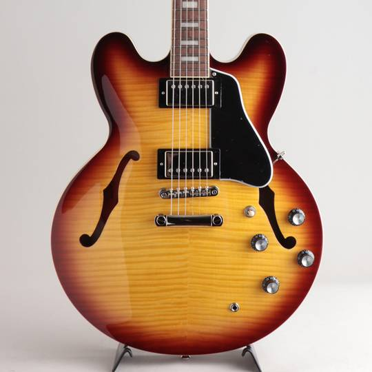 ES-335 Figured Raspberry Tea Burst