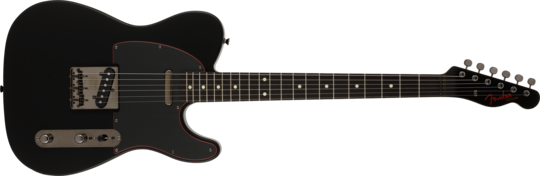 Made in Japan Limited Noir Telecaster