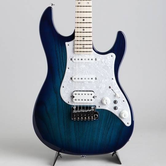 EOS-ASH-M See-through Blue Burst