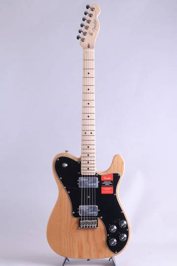 FENDER American Professional Telecaster Deluxe/Natural/M【S/N:US19021212】 フェンダー サブ画像2