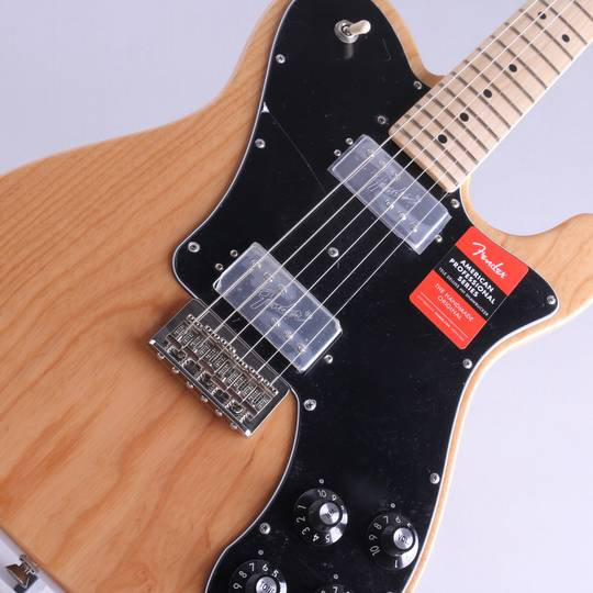FENDER American Professional Telecaster Deluxe/Natural/M【S/N:US19021212】 フェンダー サブ画像9