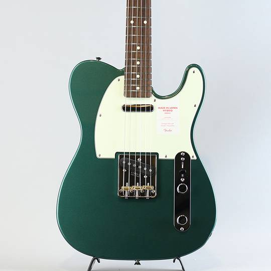 Made in Japan Hybrid 60s Telecaster/Sherwood Green Metallic