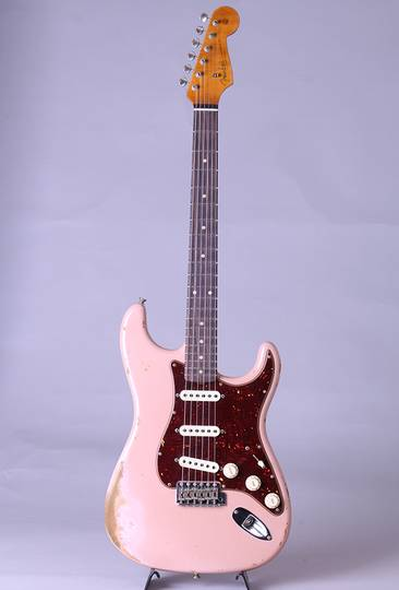 FENDER CUSTOM SHOP Limited Edition 60 Roasted Stratocaster Heavy Relic/Dirty Shell Pink【S/N:CZ542556】 フェンダーカスタムショップ サブ画像2