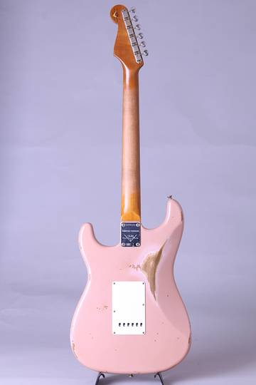 FENDER CUSTOM SHOP Limited Edition 60 Roasted Stratocaster Heavy Relic/Dirty Shell Pink【S/N:CZ542556】 フェンダーカスタムショップ サブ画像3