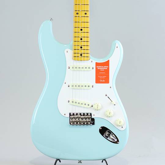 Made In Japan Traditional 50s Stratocaster/Sonic Blue【S/N:JD19005830】