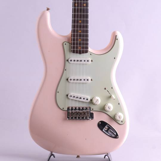 Ltd 61 Stratocaster Journeyman Relic/Super Faded Aged Shell Pink【S/N:CZ541202】