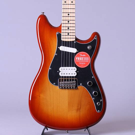 Player Duo-Sonic HS/Sienna Sunburst
