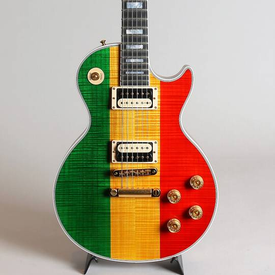 "Les Paul Custom Figured Top ""RASTA"" 【S/N:CS 801095】2018"